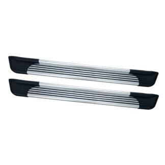 Pisadera Aluminio Universal Reforzada Sin Luz