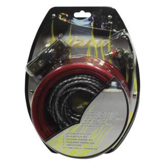 Kit Cable Instalacion 8 Gaudios Economico