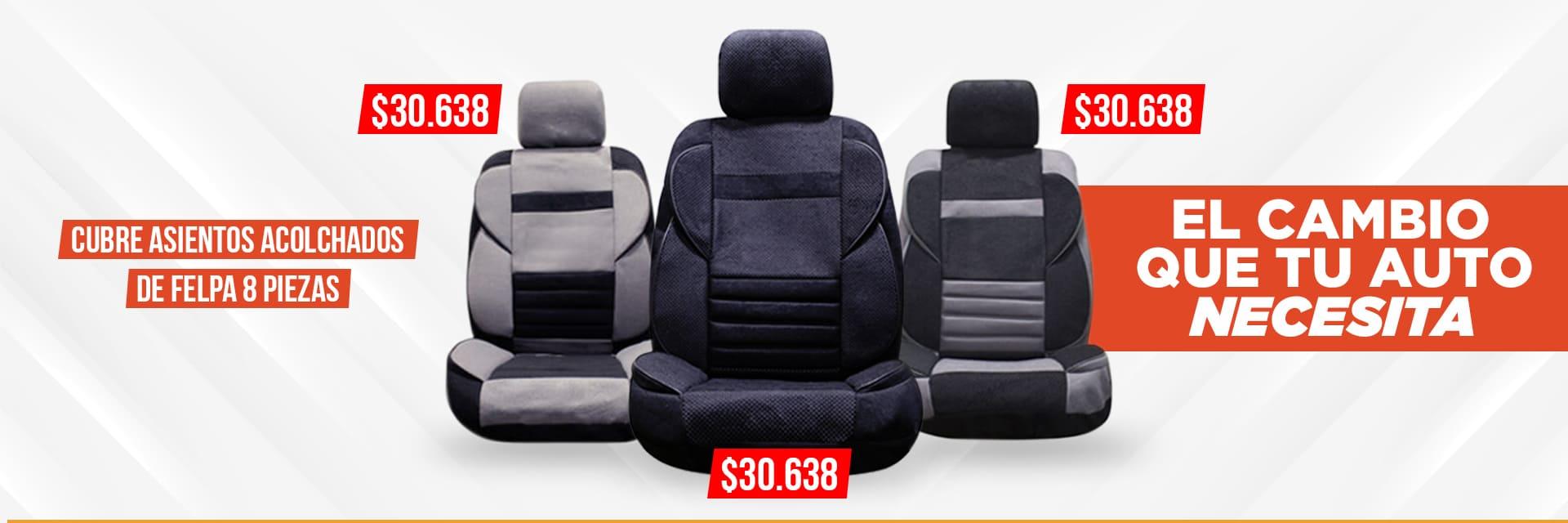 cubre asientos milanotmc